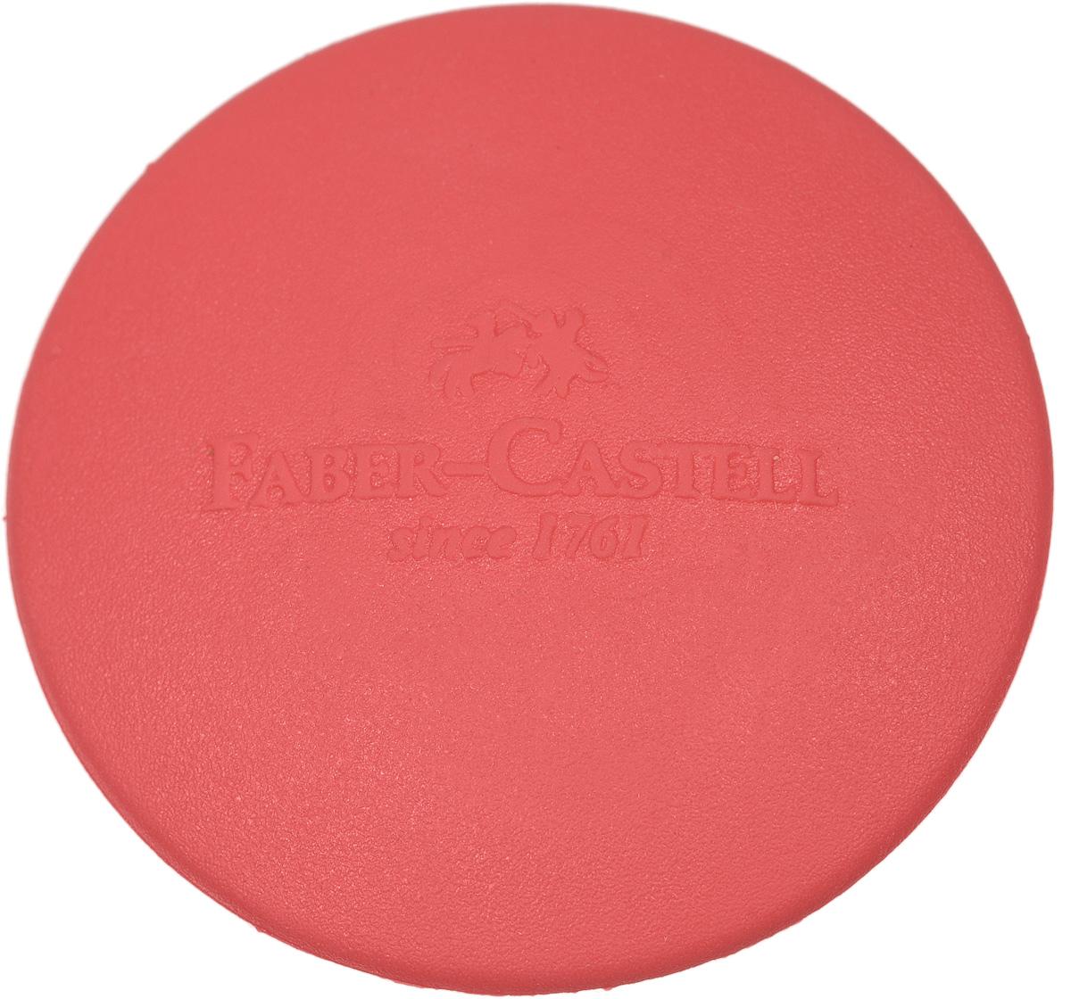 Faber-Castell Ластик цвет красный