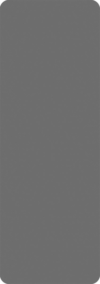 Коврик для йоги. Размер 61 см х 168 см. Легко моется. Ремешок для переноски. Осевое тиснение помогает легко принимать позы по линии центра. 3-миллиметровая вспененная резина с закрытыми порами улучшает сцепление. Не содержит PVC.    Йога: все, что нужно начинающим и опытным практикам. Статья OZON Гид