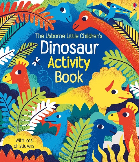 Dinosaur: Activity Book fun with fizz junior a activity book