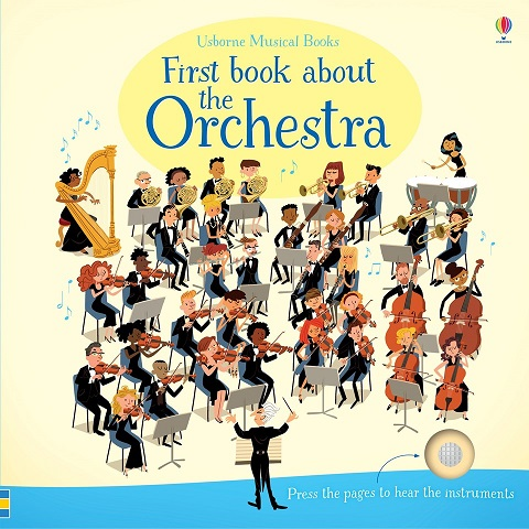Купить First book about the orchestra