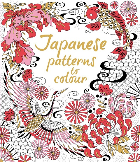 Japanese patterns to colour ночная сорочка quelle arizona 518706