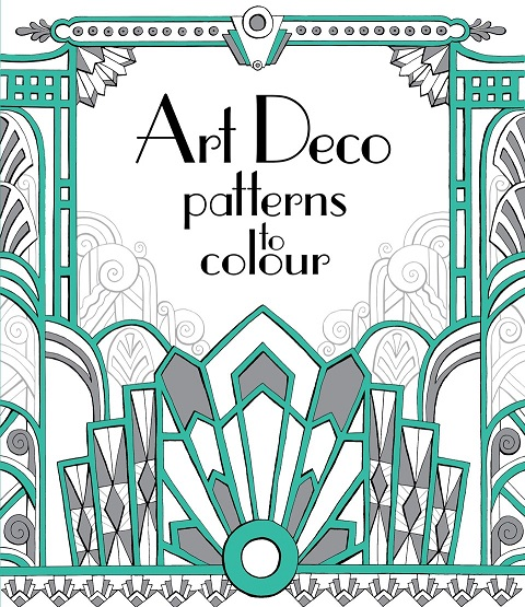 Art deco patterns to colour krystel castillo villar supply chain network design including the cost of quality
