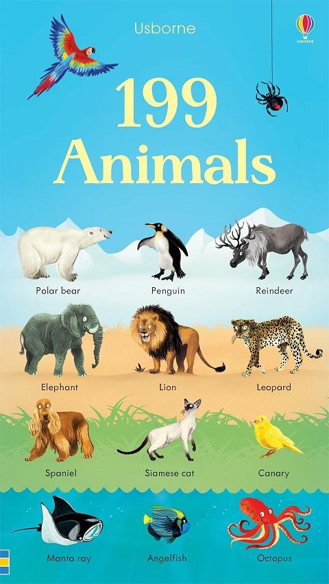 199 animals 199 animals
