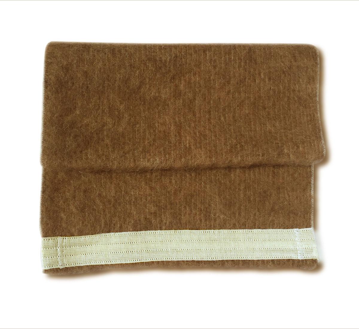 Пояс-бандаж согревающий, верблюжья шерсть, размер 5 (талия 88-98) (ИМН)