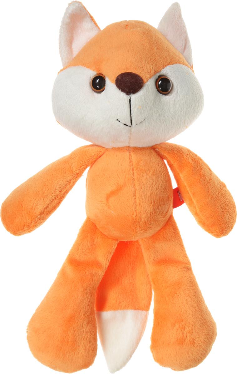 Fancy Мягкая игрушка Лисичка Мила 27 см игрушка мягкая лисичка мила
