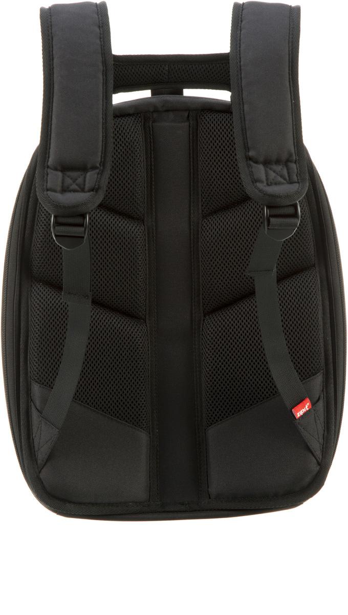 ZipitРюкзак Shell Backpacks цвет черный белый Zipit