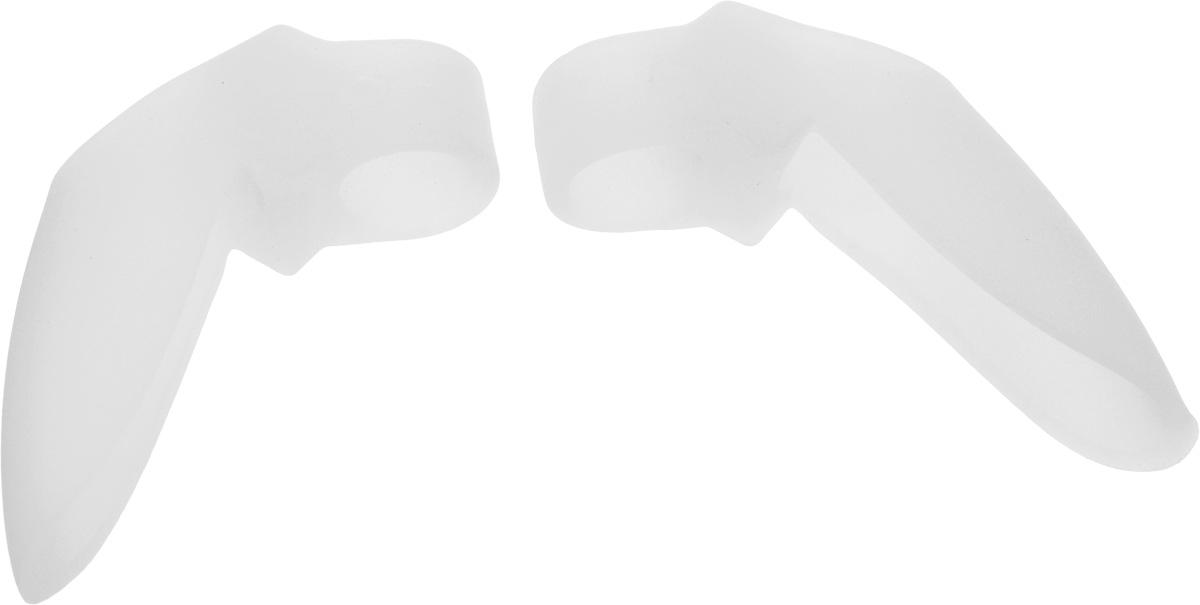 Gess Gel Protect двойной межпальцевый фиксатор. GESS-02GESS-02Мягкая защита сустава большого пальца ноги при наличии болезненных ощущений первой плюсневой кости. Уменьшает динамическую нагрузку на сустав, обеспечивая мягкость и комфорт приходьбе. ПАРА