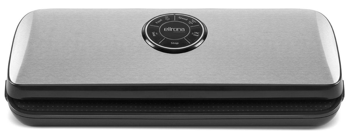 Ellrona VF 50, Silver вакуумный упаковщик - Техника для хранения, консервации и заготовок