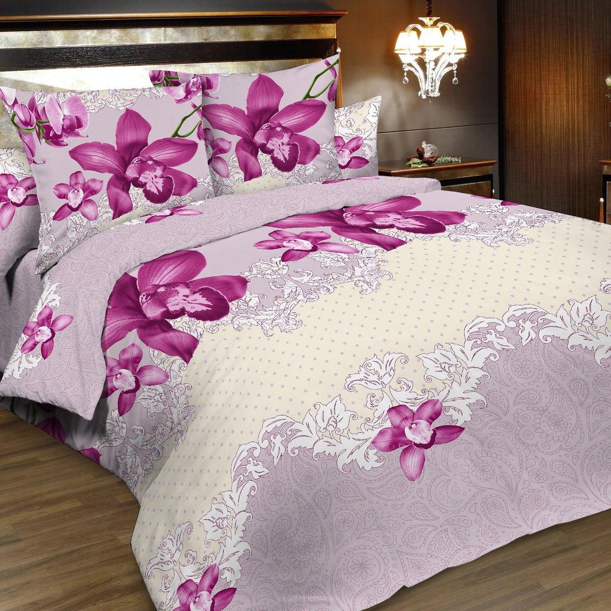 Комплект белья Letto, 2-спальный, наволочки 70х70, цвет: розовый. B168-4B168-4Серия Letto «Традиция» выполнена из классической российской бязи, привычной для большинства российских покупательниц. Ткань плотная (125гр/м), используются современные устойчивые красители. Традиционная российская бязь выгодно отличается от импортных аналогов по цене, при том, что сама ткань и толще, меньше сминается и служит намного дольше. Рекомендуется перед первым использованием постирать, но не пересушивать. Применение кондиционера при стирке сделает такое постельное белье мягче и комфортней. Пододеяльник на молнии. Обращаем внимание, что расцветка наволочек может отличаться от представленной на фото.Советы по выбору постельного белья от блогера Ирины Соковых. Статья OZON Гид