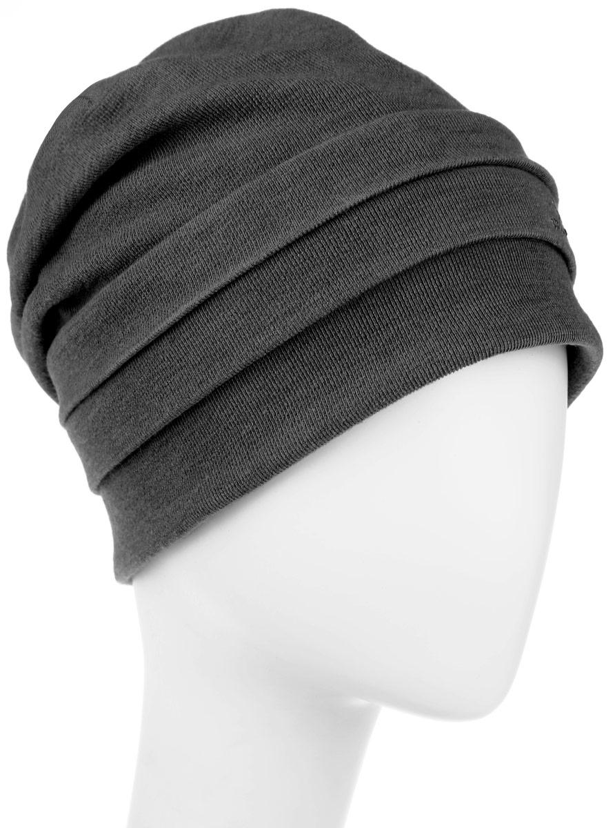 Шапка женская Level Pro ЛП росчерк, цвет: темно-серый. 391901. Размер универсальный391901Стильная женская шапка Level Pro дополнит ваш наряд и не позволит вам замерзнуть в холодное время года. Шапка выполнена из шерсти с добавлением полиэстера , что позволяет ей великолепно сохранять тепло и обеспечивает высокую эластичность и удобство посадки. Внутренняя сторона модели трикотажная. Изделие оформлено тканевыми прострочками на которых стразами выполнена надпись бренда. Сзади модель присборена и дополнена блестящей пуговицей на макушке.Такая шапка составит идеальный комплект с модной верхней одеждой, в ней вам будет уютно и тепло.