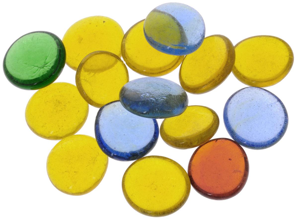 Марблс для аквариума Barbus Капли, цвет: зеленый, желтый, синий, диаметр 3,5 см, 200 гGlass 017Марблс Barbus Капли - набор прозрачных разноцветных камней для украшения вашего аквариума. Изделия выполнены из стекла в виде плоских камней. Они абсолютно безопасны, нейтральны к водному балансу, устойчивы к истиранию краски. Набор подходит как для пресноводного, так и для морского аквариума. Марблс Barbus станут яркими и заметными элементами декора вашего аквариума!Диаметр: 3,5 см.