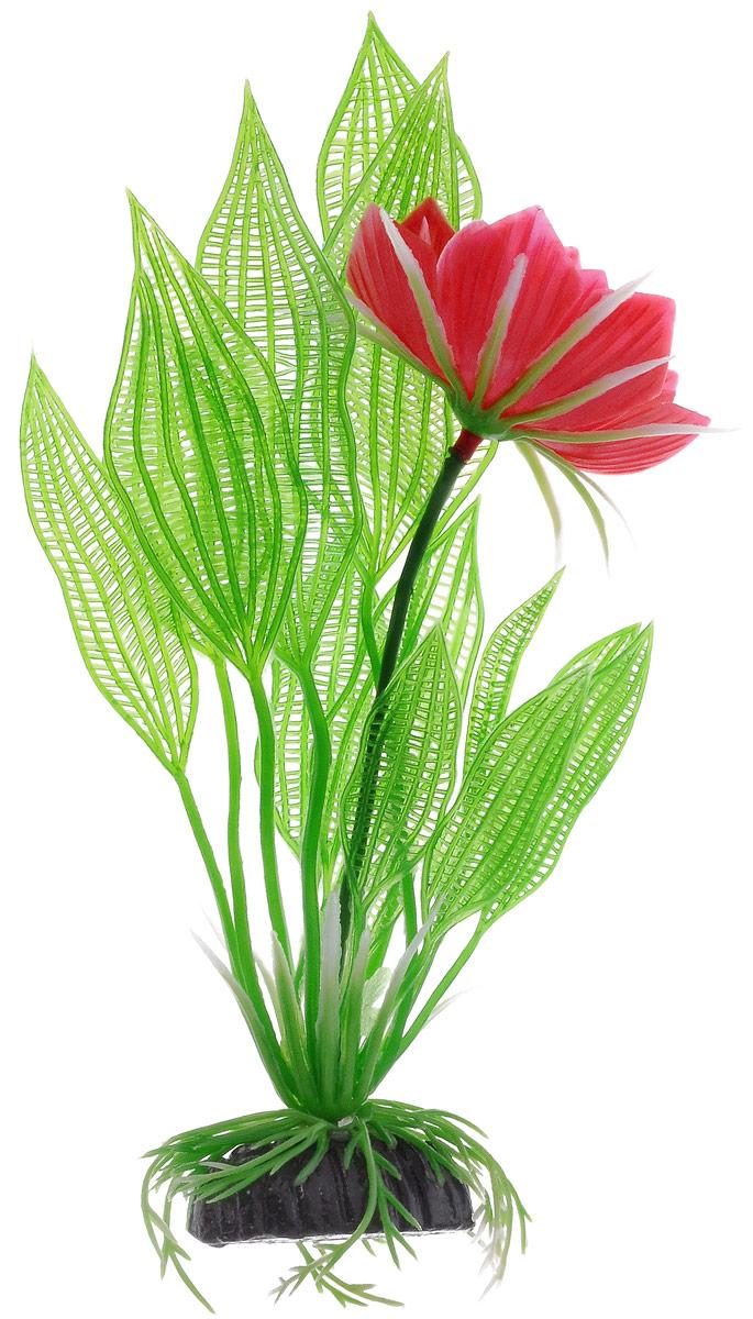 Растение для аквариума Barbus Апоногетон Мадагаскарский с цветком, пластиковое, высота 20 смPlant 023/20Растение для аквариума Barbus Апоногетон Мадагаскарский с цветком, выполненное из качественного пластика, станет оригинальным украшением вашего аквариума. Пластиковое растение идеально подходит для дизайна всех видов аквариумов. Оно абсолютно безопасно, нейтрально к водному балансу, устойчиво к истиранию краски, подходит как для пресноводного, так и для морского аквариума. Растение для аквариума Barbus поможет вам смоделировать потрясающий пейзаж на дне вашего аквариума или террариума. Высота растения: 20 см.