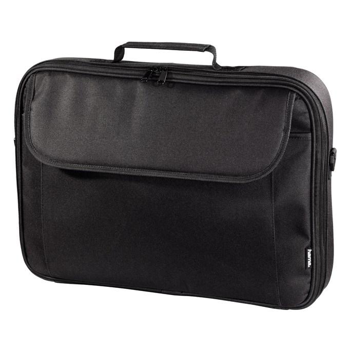 Сумка для ноутбука 15.6 Hama Sportsline Montego, Black (00101086) сумка для ноутбука 17 3 hama sportsline bordeaux черно серый полиэстер 101094