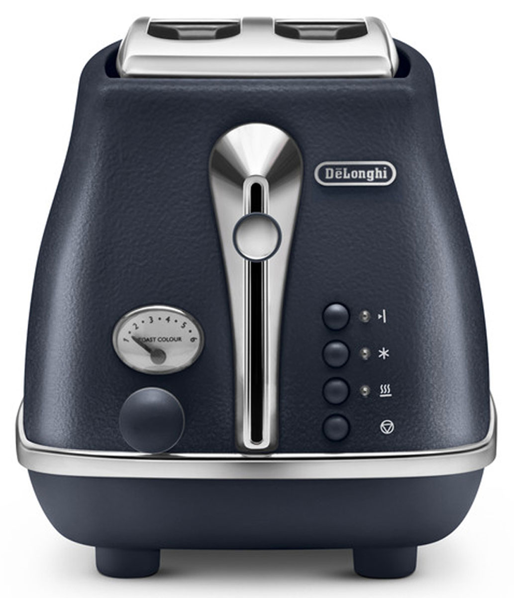 DeLonghi Icona Elements CTOE2103.BL, Blue тостер