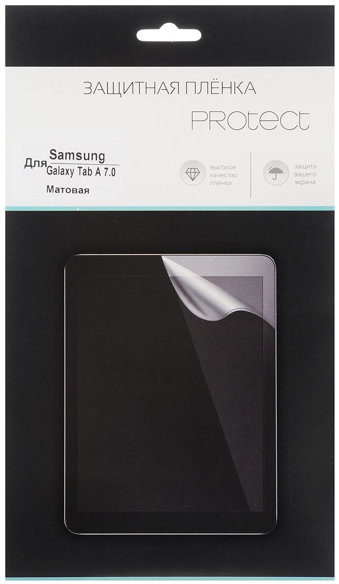 Protect защитная пленка для Samsung Galaxy Tab A 7.0, матовая