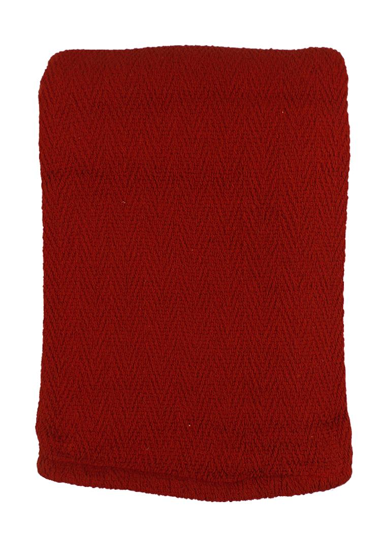 Покрывало Arloni, цвет: красный, 170 х 225 см. 82-100782-1007Покрывало Arloni изготовлено из экологически чистого материала - хлопка 100%, поэтому подходит как для взрослых, так и для детей. Оно будет хорошо смотреться и на диване, и на большой кровати. Покрывало Arloni не только подарит тепло, но и гармонично впишется в интерьер вашего дома.