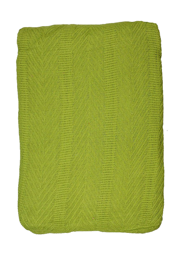 Покрывало Arloni, цвет: зеленый, 225 х 225 см. 82-1011 покрывало arloni самотканное 225 х 270 см arlткп 685 27