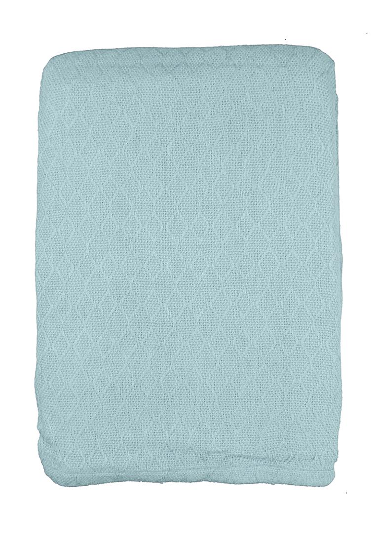 Покрывало Arloni, цвет: бирюзовый, 225 х 250 см. 82-101482-1014Покрывало Arloni изготовлено из экологически чистых материалов: хлопка (50%) и бамбука (50%), поэтому подходит как для взрослых, так и для детей. Оно будет хорошо смотреться и на диване, и на большой кровати. Покрывало Arloni не только подарит тепло, но и гармонично впишется в интерьер вашего дома.