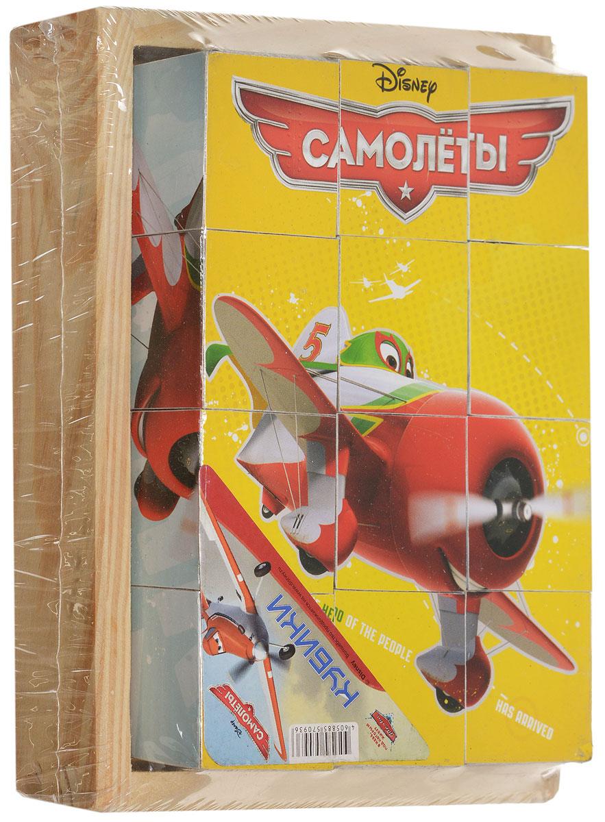 Disney Кубики Самолеты