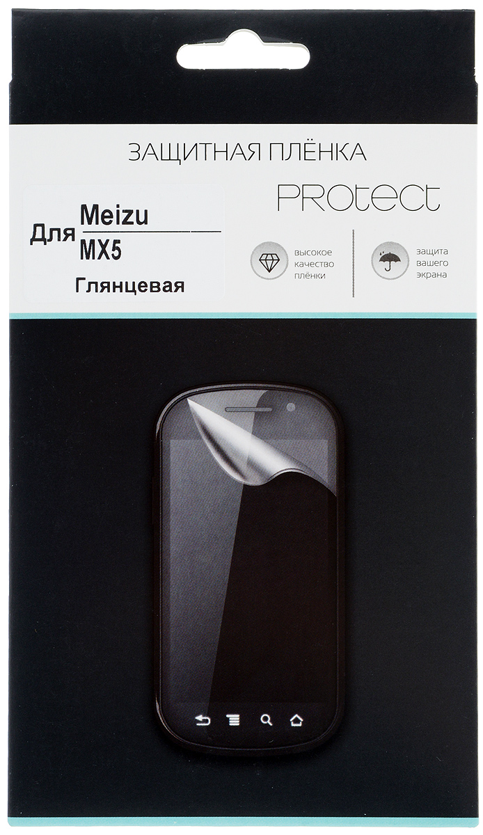 Protect защитная пленка для Meizu MX5, глянцевая аксессуар защитная пленка archos 70c xenon protect глянцевая 25717