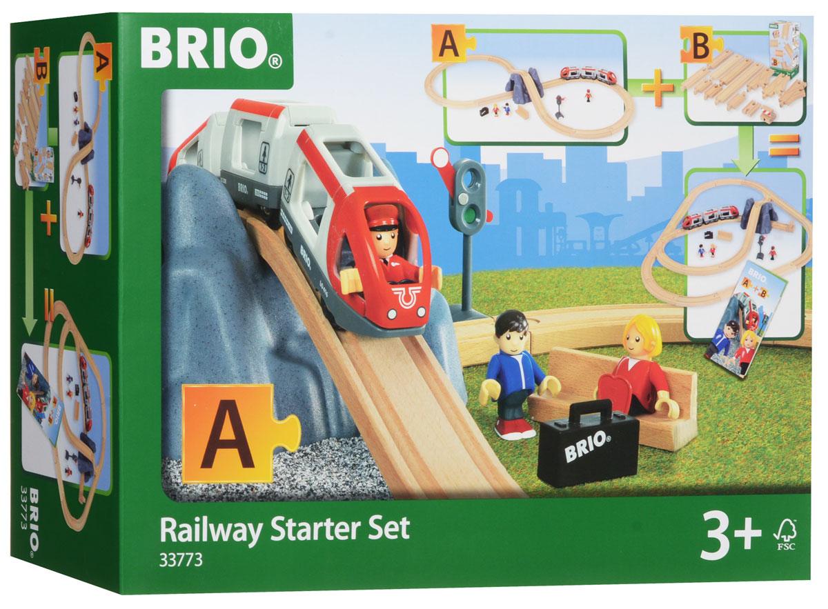 Brio Железная дорога Стартовый набор