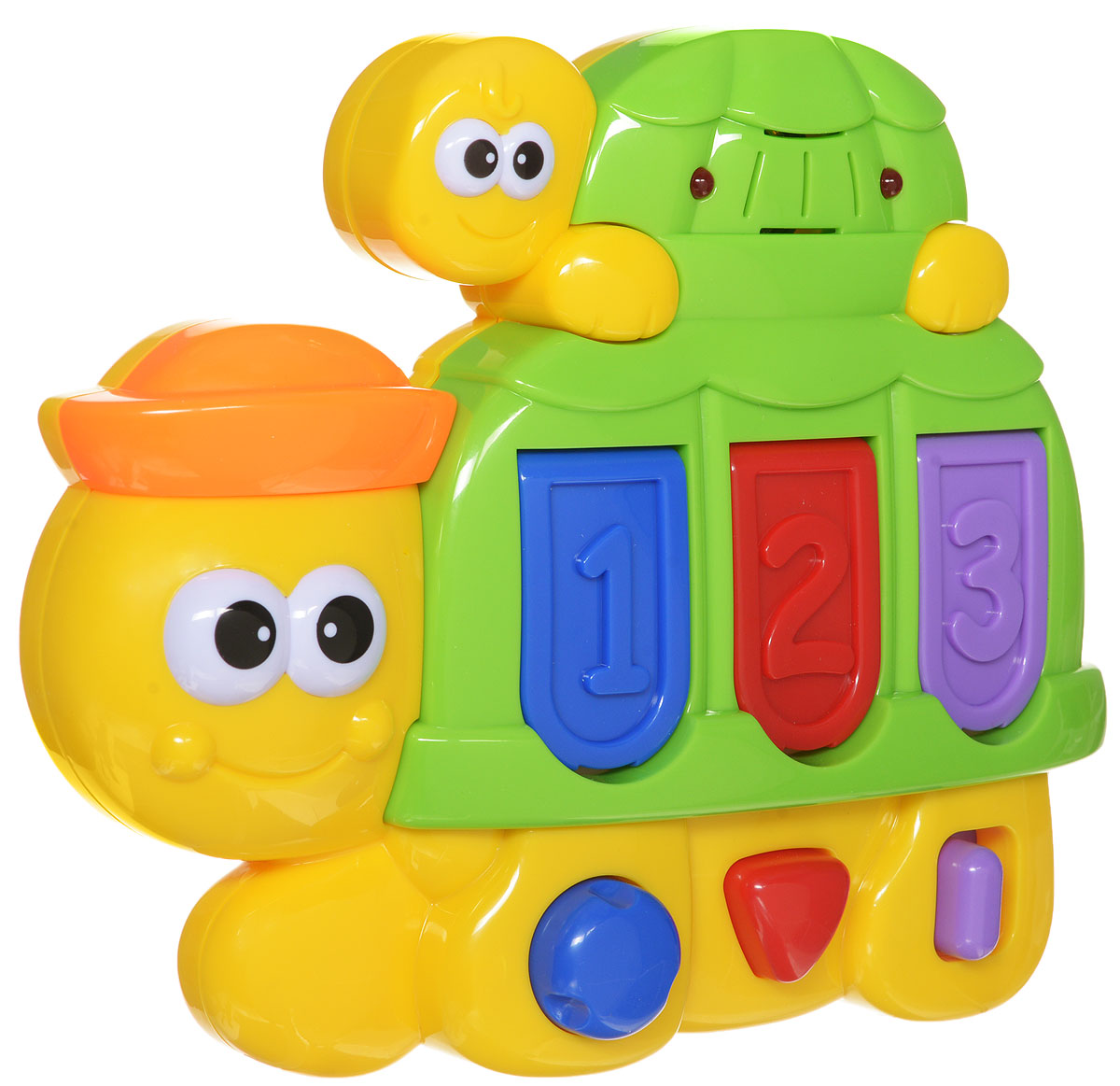 Navystar Развивающая игрушка Черепашка игрушка черепашка b kids