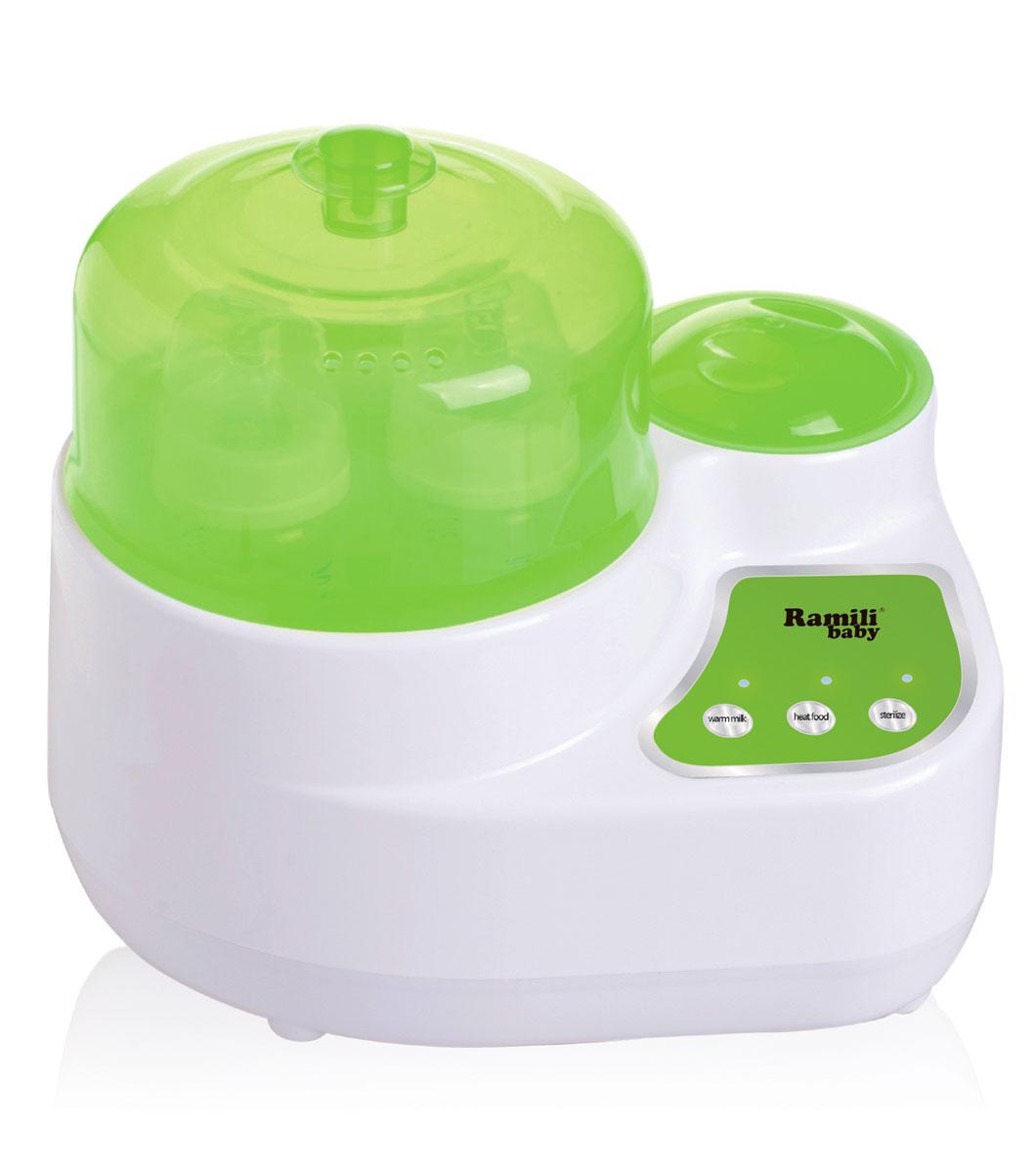 Ramili Стерилизатор-подогреватель бутылочек и детского питания BSS250 3 в 1 универсальный - Все для детского кормления