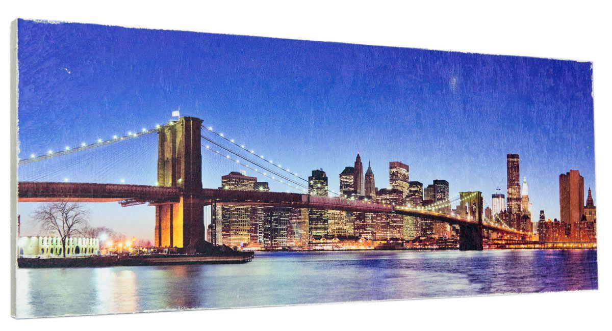 Картина Mister Poster Мост в Сан-Франциско, 60 х 24 см0327-24-60Картина Mister Poster - это высококачественная репродукция на деревянной раме. Лицевая поверхность имитирует штукатурку или натуральный холст, края окрашены вручную специальным декоративным составом.Современные технологии, уникальное оборудование и оригинальные чернила, используемые при изготовлении, делают постер устойчивым к выцветанию, а также гарантируют стойкость к воздействию негативных внешних факторов. Интерьер дома и офиса, в котором находится человек, в значительной степени влияет на его настроение и работоспособность. Правильное оформление интерьера создает благоприятный психологический климат, улучшает настроение и мотивирует. Добавьте «красок» в ваш интерьер и, возможно, в вашу жизнь.