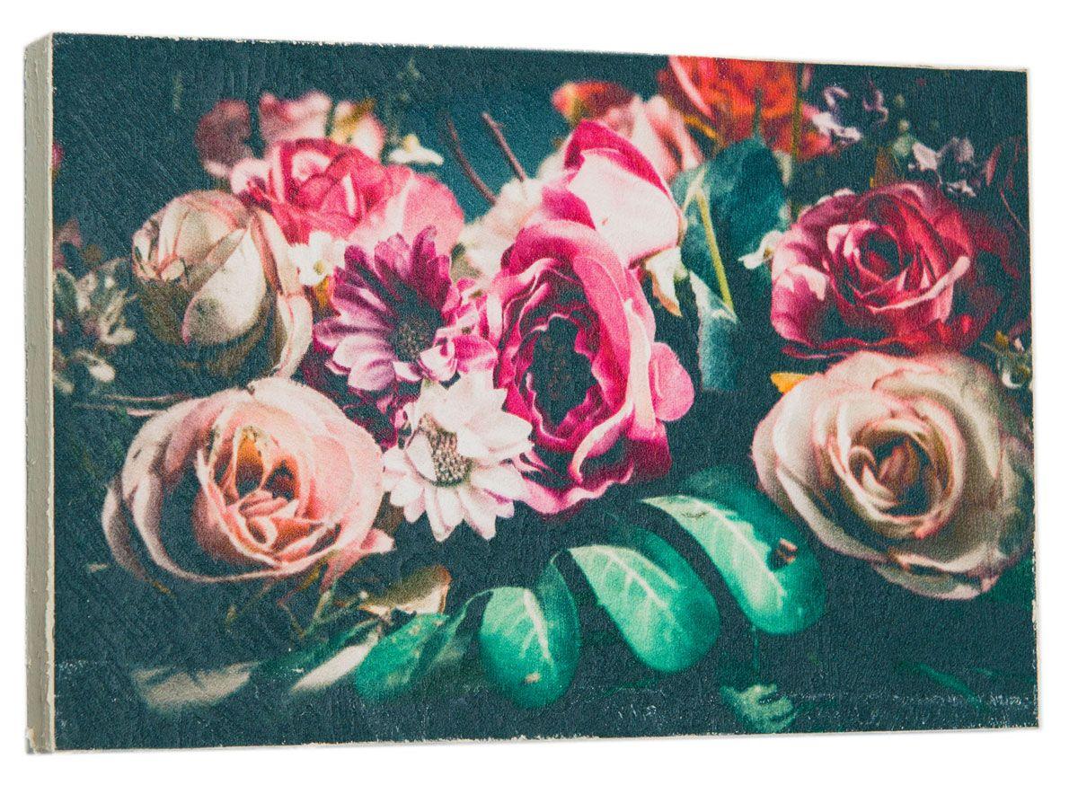 Картина Mister Poster Стильные бутоны роз, 22 х 14,5 см0457-15-22Картина Mister Poster - это высококачественная репродукция на деревянной раме. Лицевая поверхность имитирует штукатурку или натуральный холст, края окрашены вручную специальным декоративным составом.Современные технологии, уникальное оборудование и оригинальные чернила, используемые при изготовлении, делают постер устойчивым к выцветанию, а также гарантируют стойкость к воздействию негативных внешних факторов. Интерьер дома и офиса, в котором находится человек, в значительной степени влияет на его настроение и работоспособность. Правильное оформление интерьера создает благоприятный психологический климат, улучшает настроение и мотивирует. Добавьте «красок» в ваш интерьер и, возможно, в вашу жизнь.