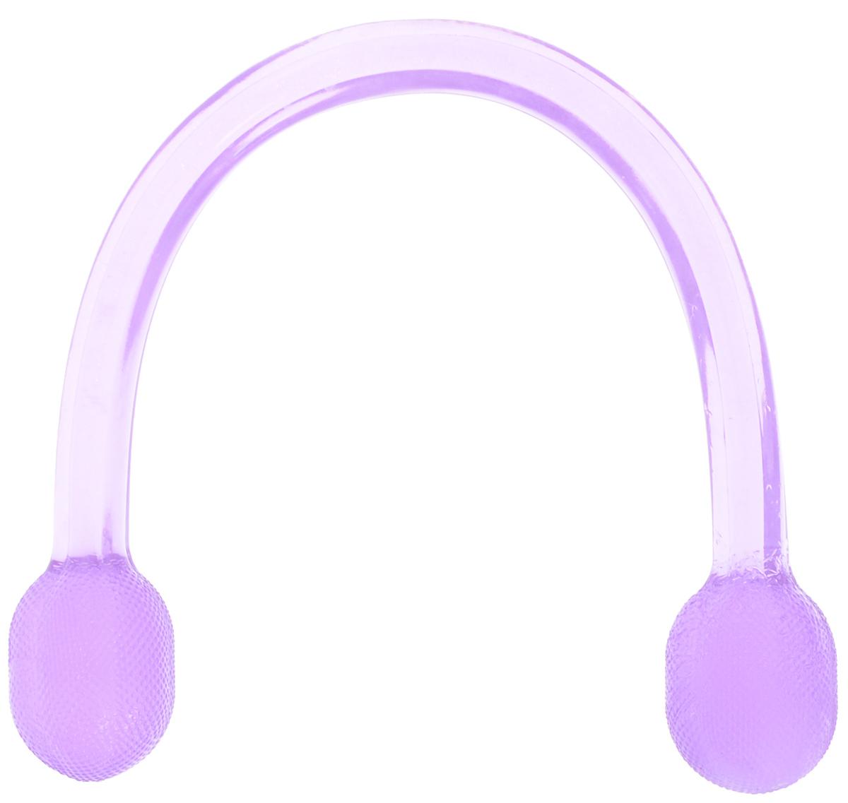 Эспандер плечевой Starfit, резиновый, цвет: фиолетовый, 36 см starfit