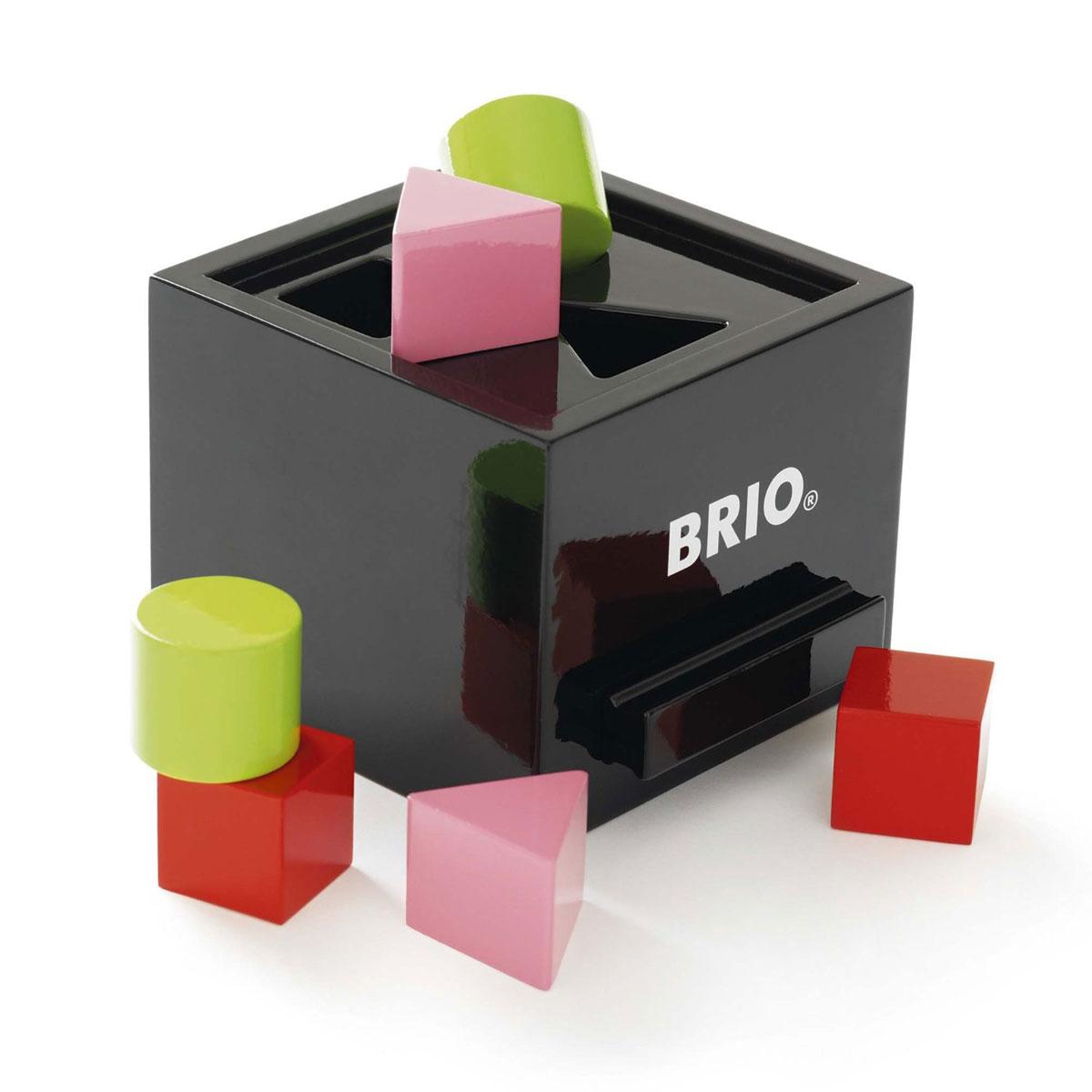Brio Сортер погрузчик с вращением с магнитом блист brio