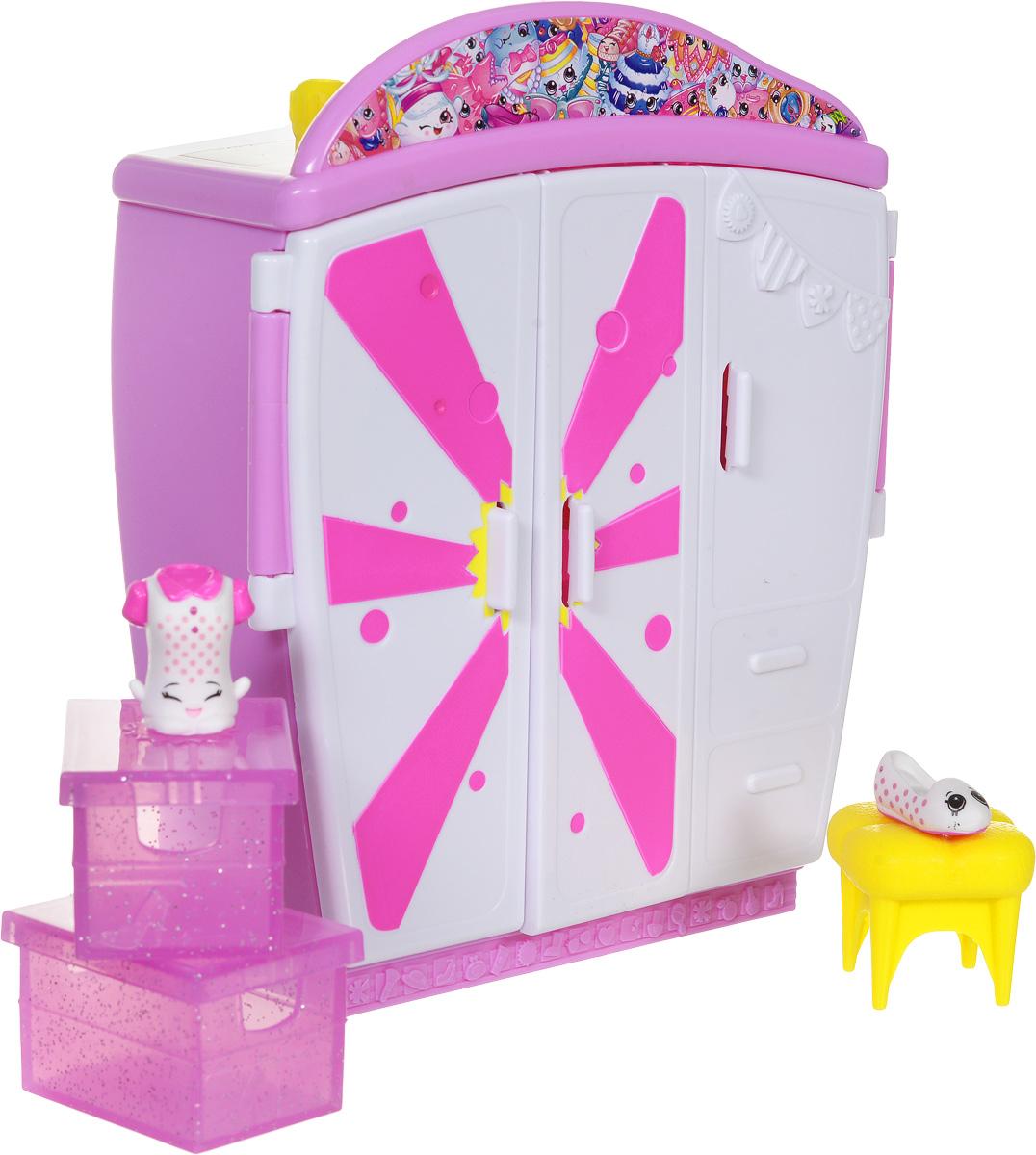 Shopkins Игровой набор Модный гардероб игровой набор shopkins пончик счастья донатины moose