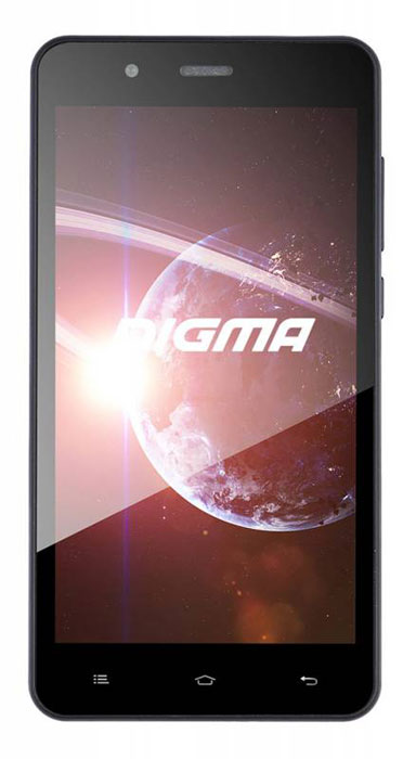 Digma Linx C500 3G, Graphite digma linx a420 3g 4гб белый dual sim 3g