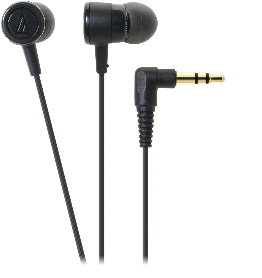 Audio-Technica ATH-CKL220, Black наушники наушники audio technica ath ckl220 black
