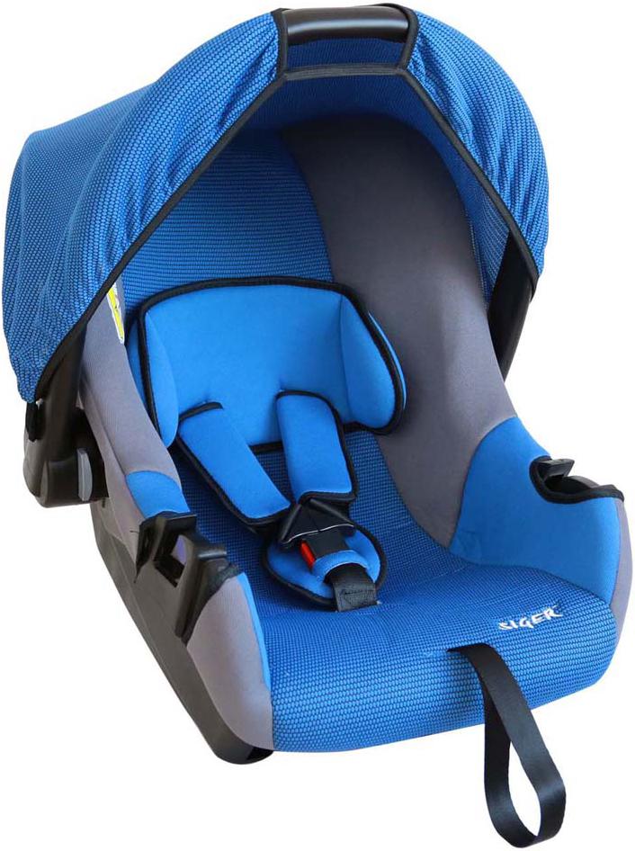 Siger Автокресло Эгида цвет синий от 0 до 13 кгKRES0068Детское автокресло Siger Эгида разработано для детей от рождения и до 1,5 лет, весом до 13 кг. Относится к возрастной группе 0+. Мягкий вкладыш-подголовник обеспечивает дополнительный комфорт во время поездки. Съемный капюшон защищает ребенка от солнца, а удобная ручка позволяет без лишних усилий переносить ребенка, как в обычной люльке.Ярко выраженная боковая защита позволяет повысить уровень безопасности при боковых ударах и резких поворотах. Детские удерживающие устройства Siger разработаны и выполнены в России с учетом анатомии российских детей. Двухпозиционная регулировка внутренних ремней позволяет адаптировать кресло под зимнюю и летнюю одежду ребенка.Автокресло успешно прошло все необходимые краш-тесты и имеет сертификат соответствия техническому регламенту РФ и таможенному союзу. В детском автомобильном кресле Siger ваш ребенок будет путешествовать в безопасности и с удовольствием!