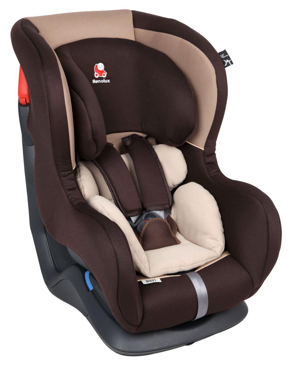 Renolux Автокресло Austin Madison648395Автомобильное кресло Renolux Austin предусмотрено для безопасной перевозки в автомобиле детей весом от 0 до18 кг, изготовлено в соответствии со стандартами ECE R44/04. Продуманное широкое и удобное кресло. Автокресло Austin идеально адаптировано к анатомии ребенка. Наклон сиденьярегулируется в широких пределах от почти лежачего до сидячего положения. Эта модель автокресла была в списке на награду в 2014 и 2015 годах по версии английского журнала Mother&Baby (Мама и малыш). Выбирая эту модель кресла, вы можете быть уверены, что она спроектирована и произведена во Франции.Особенности: усиленная боковая защита; высота внутренних ремней легко регулируется вместе с подголовником; мягкий подголовник и вкладыш для новорожденного; система наклона кресла, регулируемая одной рукой; встроенный в базу усилитель наклона (для гр. 0). Сделано во Франции.
