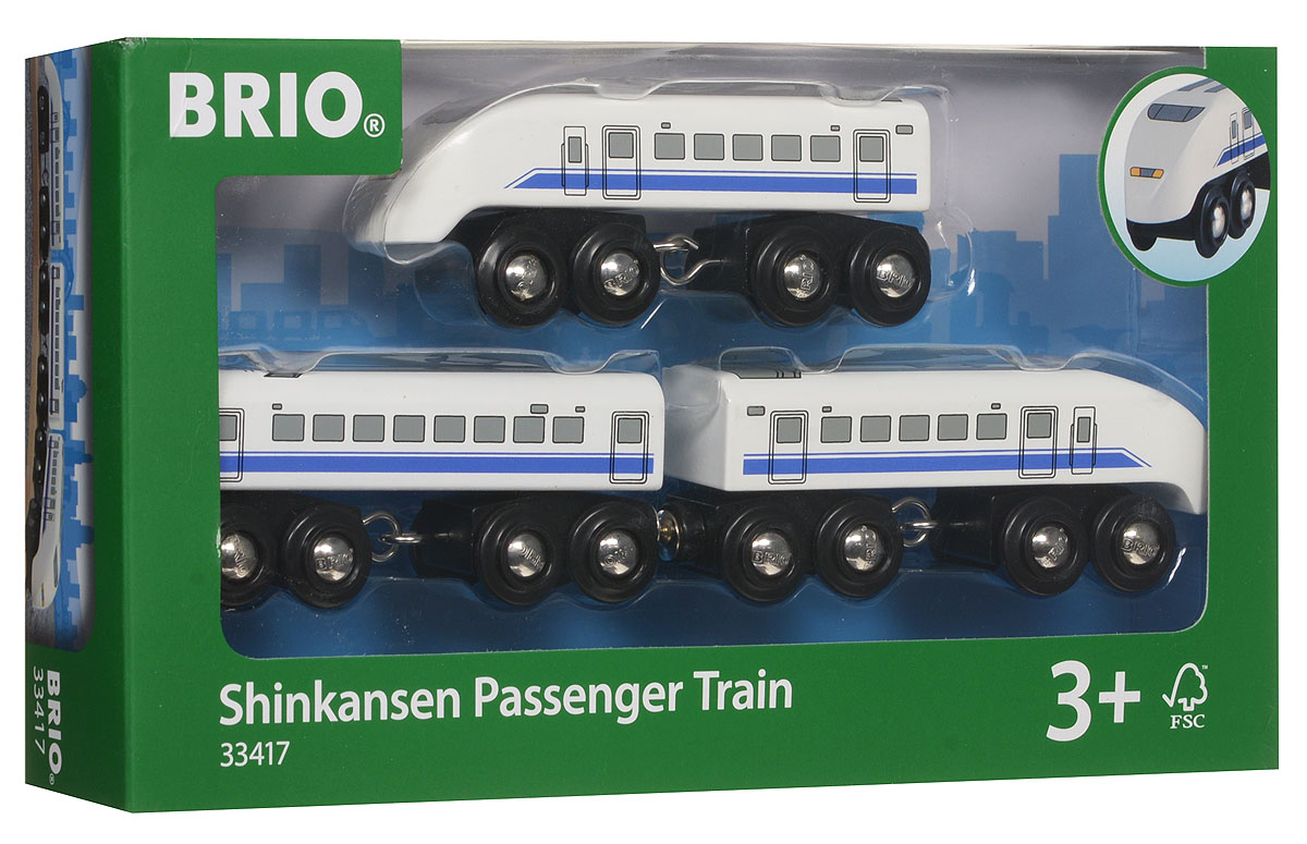 Brio Поезд Экспресс - Железные дороги