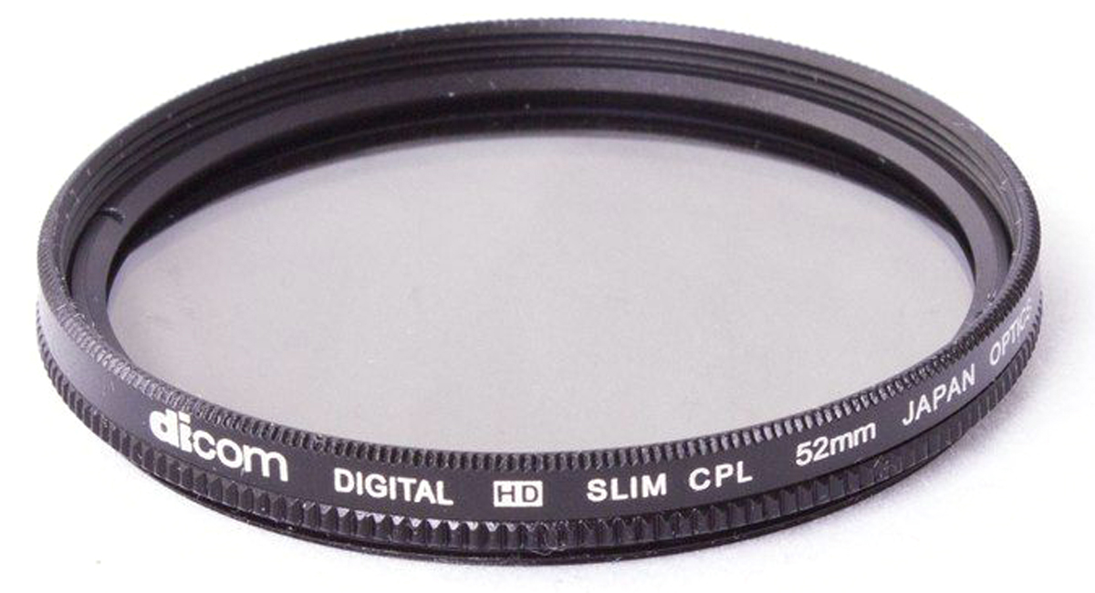 Dicom D-CPLS52 CPL Slim тонкооправный фильтр (52 мм)