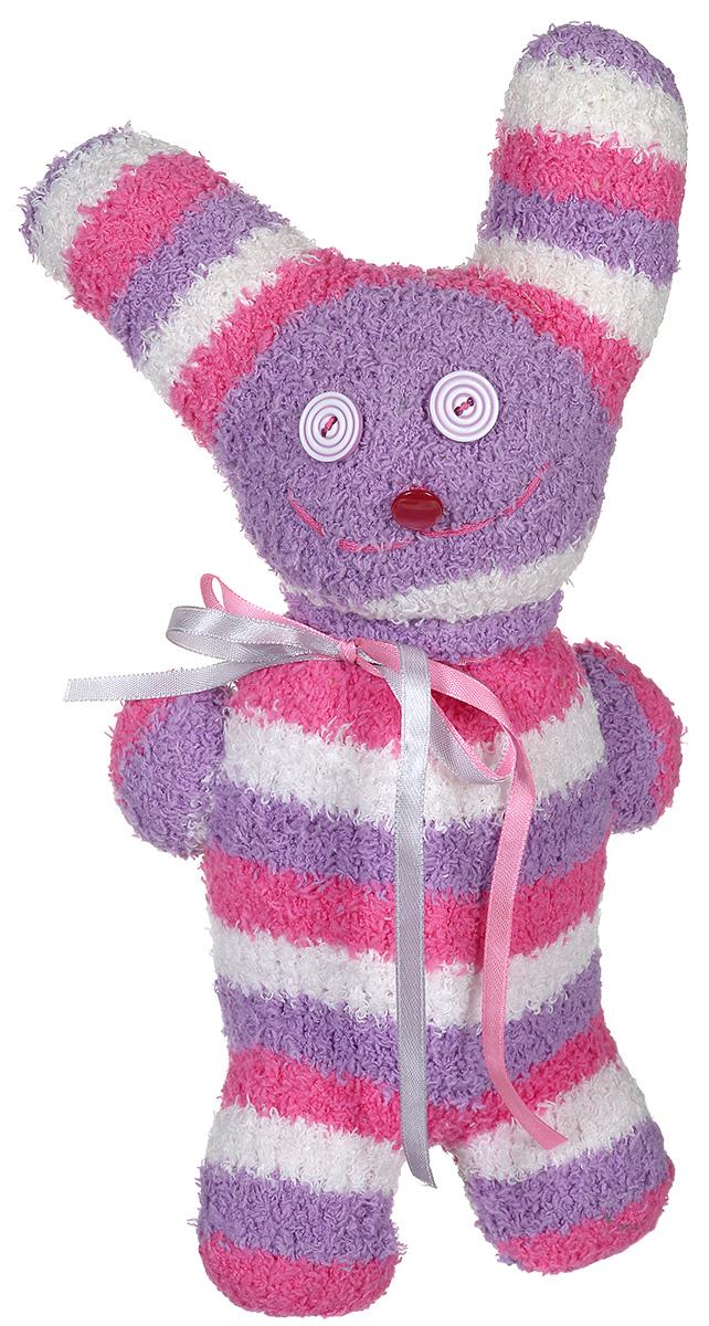 Авторская игрушка - носуля YusliQ Заяц . Ручная работа. kuri14, Мягкие игрушки  - купить со скидкой