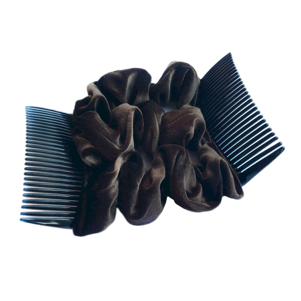 Montar Заколка Монтар, коричневаяЗМТ_кУдобная и практичная MONTAR напоминает Изи Коум.Подходит для любого типа волос: тонких, жестких, вьющихся или прямых, и не наносит им никакого вреда. Заколка не мешает движениям головы и не создает дискомфорта, когда вы отдыхаете или управляете автомобилем.Каждый гребень имеет по 20 зубьев для надежной фиксации заколки на волосах! И даже во время бега и интенсивных тренировок в спортзале Изи Коум не падает; она прочно фиксирует прическу, сохраняя укладку в первозданном виде.Небольшая и легкая заколка поместится в любой дамской сумочке, позволяя быстро и без особых усилий создавать неповторимые прически там, где вам это удобно. Гребень прекрасно сочетается с любой одеждой: будь это классический или спортивный стиль, завершая гармоничный облик современной леди. И неважно, какой образ жизни вы ведете, если у вас есть MONTAR, вы всегда будете выглядеть потрясающе.Применение:1) Вставьте один из гребней под прическу вогнутой стороной к поверхности головы.2) Поместите пальцы рук в заколку, чтобы придержать волосы, и закрепите первый гребень.3) Второй гребень оберните поверх прически и вставьте с другой стороны вогнутой поверхностью к голове и закрепите его.