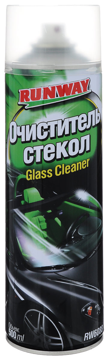 Очиститель стекол Runway, 500 млRW6088Очиститель стекол Runway нового поколения предназначен для стеклянных и зеркальных поверхностей. Превосходно очищает стекла и зеркала от различного рода дорожных загрязнений, следов насекомых, воска, жира. Не оставляет разводов и придает блеск очищенной поверхности. Имеет экономичный распылитель. Предназначен для использования в автомобиле, в быту и на производстве. Обладает антистатическим эффектом. Безопасен для лакокрасочного покрытия автомобиля, дверных и оконных уплотнителей. Товар сертифицирован.