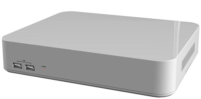 IVUE IVN2008A-H1 регистратор системы видеонаблюденияIVN2008A-H1Видеорегистратор IVUE IVN2008A-H1 использует новейший стандарт сжатия видео H.264, который значительно повышает эффективность сжатия видеопотока при сохранении высокого качества видео. Поддерживает непрерывную запись, запись вручную и запись по расписанию. Позволяет настроить на каждую подключенную ip камеру своё расписание для записи. Так же видерегистратор позволяет вести просмотр удалённо из любой точки мира, используя только подключение к интернету и обычный браузер, либо специальный софт, если просмотр ведётся с мобильного телефона.Совместимость с мобильными операционными системами позволяет пользователям видеонаблюдения удалённо заходить на свои камеры, находясь в любой точке мира, имея в своих руках лишь мобильный телефон или планшет с доступом в интернет. Вход осуществляется через специальные программные приложения, которые можно бесплатно скачать в Google Play и iTunes Store.Различные стандарты сжатия видео нужны для оптимизации пропускной способности сети и объёма жёстких дисков за счёт уменьшения размера файлов видеозаписей. Новейший стандарт H.264 значительно повышает эффективность сжатия видеопотока при сохранении высокого качества.