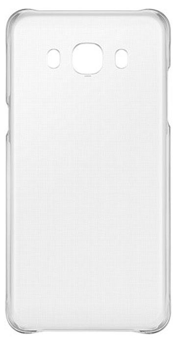 Samsung EF-AJ510 SlimCover чехол для Galaxy J5 (2016), ClearEF-AJ510CTEGRUЧехол Samsung Slim Cover подходит для модели смартфона Samsung Galaxy J5 (2016). Оригинальный аксессуар плотно прилегает к корпусу устройства и защищает от механических повреждений и пыли. Прозрачная поверхность чехла сохраняет оригинальный внешний вид Galaxy J5 (2016). Чехол сделан из прочного поликарбоната, легко надевается и снимается. При использовании чехла в паре со смартфоном все функциональные порты и клавиши остаются доступными.
