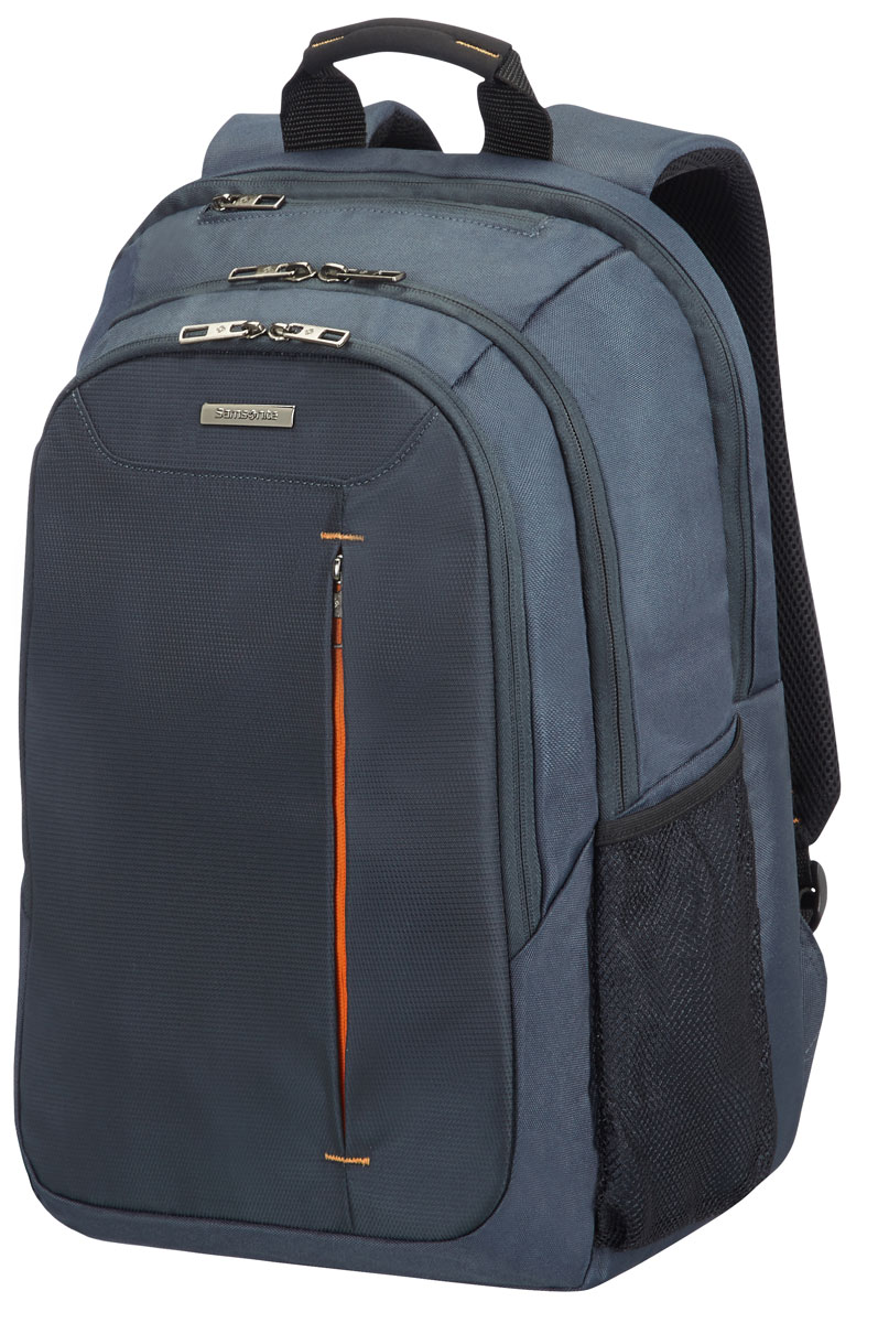 Рюкзак для ноутбука Samsonite Guardit, цвет: серый, 32 х 22 х 48 см88U*08006Рюкзак для ноутбука Samsonite Guardit до 173 изготовлен из полиэстера. Коллекция Guardit является идеальным решением для пользователей ноутбуков,объединяет в себе базовую функциональность с отличным внешним видом. Особенности коллекции: передний карман с внутренней организацией, умный карман, верхняя ручка с прокладкой из неопрена.Размер рюкзака: 32 х 22 х 48 см. Объем рюкзака: 27 л.
