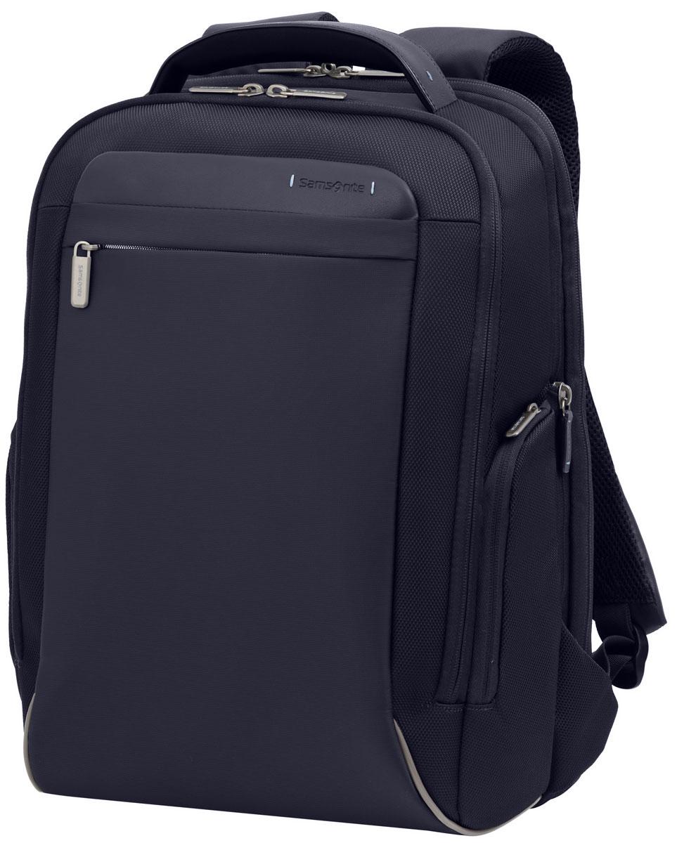 Рюкзак для ноутбука Samsonite Guardit, цвет: черный, 36 х 23 х 46,5 см80U*09008Рюкзак для ноутбука Samsonite Guardit до 16 изготовлен из полиэстера. Коллекция Guardit является идеальным решением для пользователей ноутбуков,объединяет в себе базовую функциональность с отличным внешним видом. Особенности коллекции: передний карман с внутренней организацией, умный карман, верхняя ручка с прокладкой из неопрена.Размер рюкзака: 36 х 23 х 46,5 см. Объем рюкзака: 23/26 л