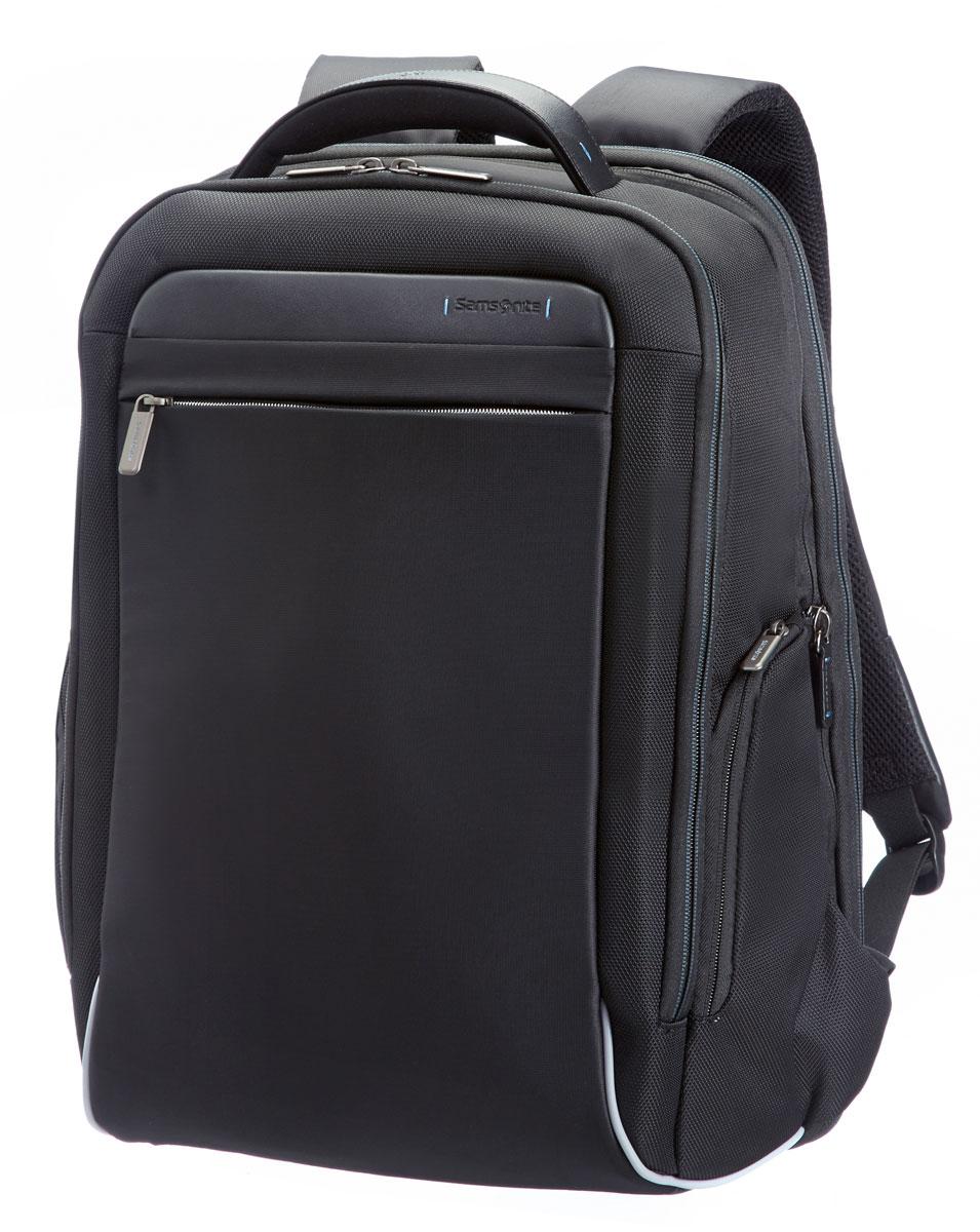 Рюкзак для ноутбука Samsonite Guardit, цвет: черный, 37 х 25 х 50 см80U*09009Рюкзак для ноутбука Samsonite Guardit до 173 изготовлен из полиэстера. Коллекция Guardit является идеальным решением для пользователей ноутбуков,объединяет в себе базовую функциональность с отличным внешним видом. Особенности коллекции: передний карман с внутренней организацией,умный карман, верхняя ручка с прокладкой из неопрена.Размер рюкзака: 37 х 25 х 50 см Объем рюкзака: 27,5/30 л