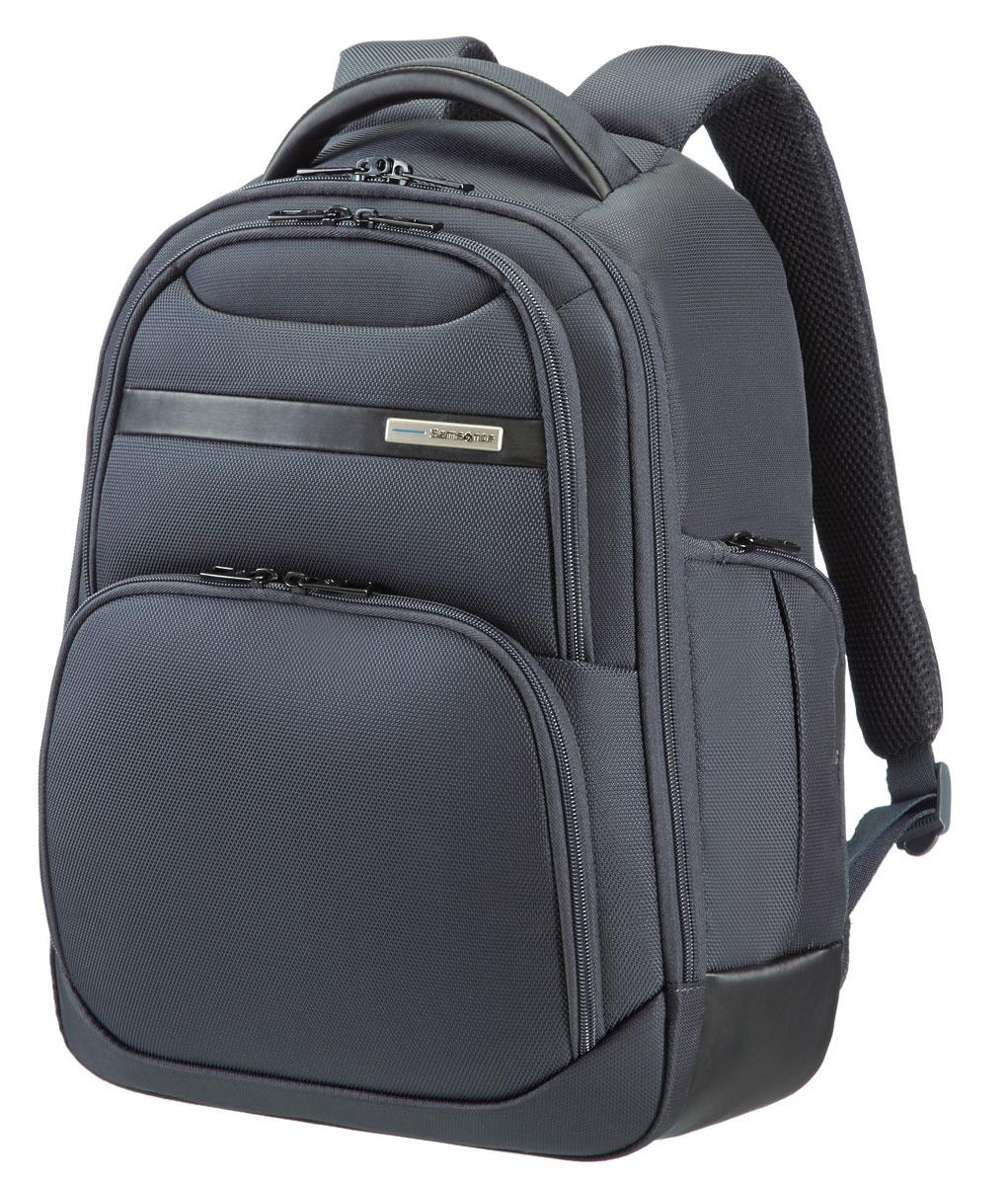 Рюкзак для ноутбука Samsonite Guardit, цвет: темно-серый, 31,5 х 17,5 х 42 см39V*08007Рюкзак для ноутбука Samsonite Guardit до 14 изготовлен из полиэстера. Коллекция Guardit является идеальным решением для пользователей ноутбуков,объединяет в себе базовую функциональность с отличным внешним видом. Особенности коллекции: передний карман с внутренней организацией, умный карман, верхняя ручка с прокладкой из неопрена.Размер рюкзака: 31,5 х 17,5 х 42 см Объем рюкзака: 15 л.