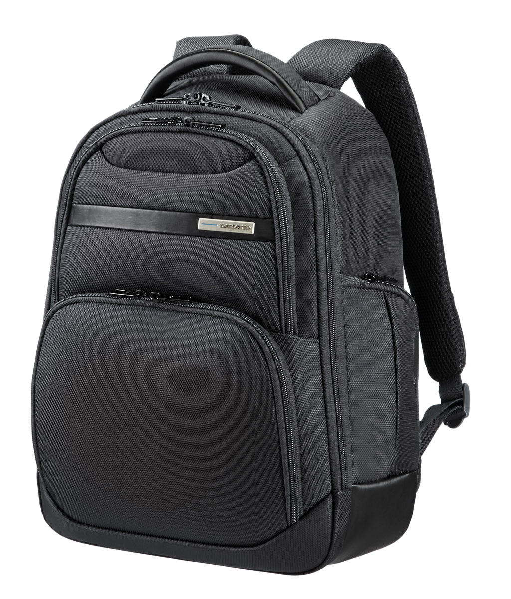 Рюкзак для ноутбука Samsonite Guardit, цвет: черный, 15 л, 31,5 х 17,5 х 42 см рюкзак caribee trek цвет черный 32 л