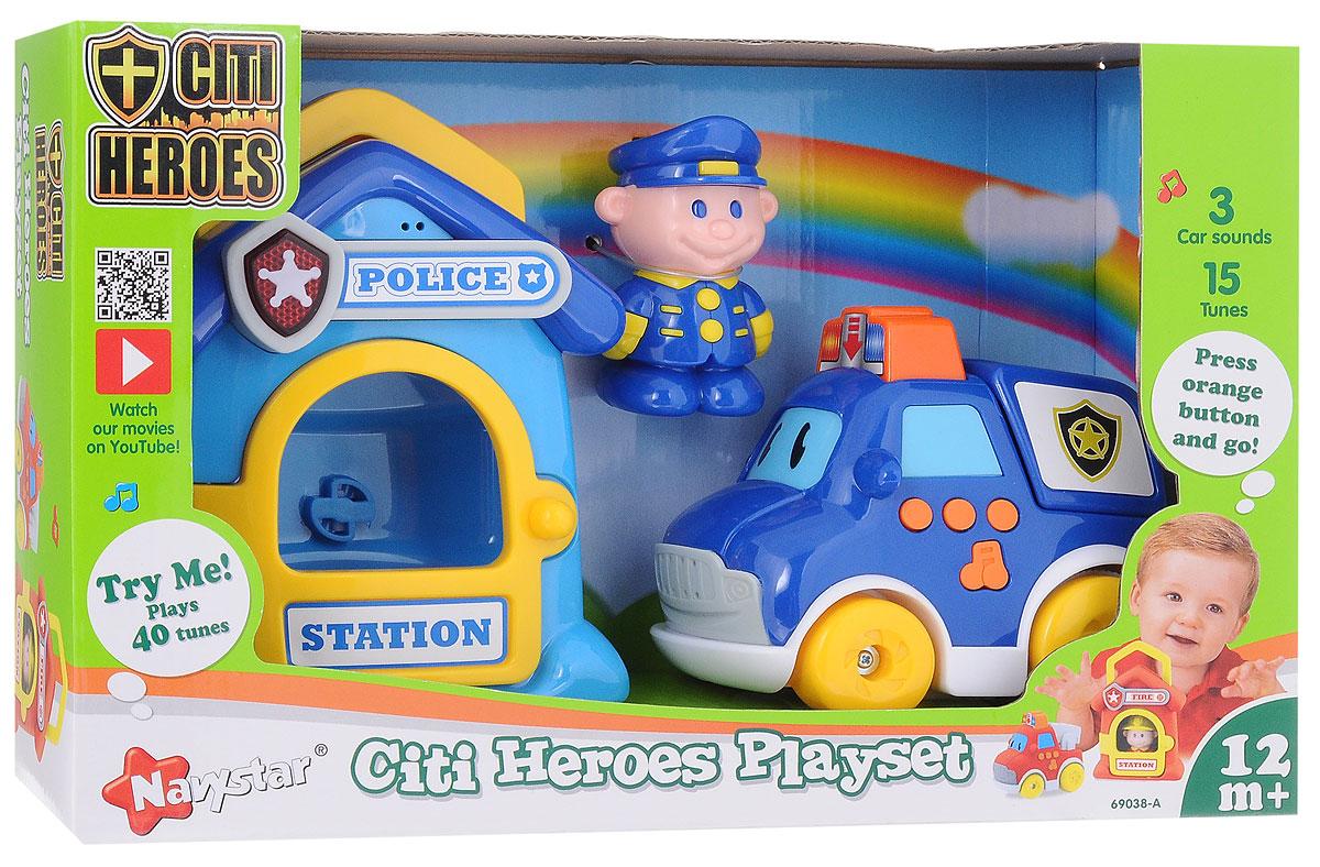 NavystarИгровой набор Полиция