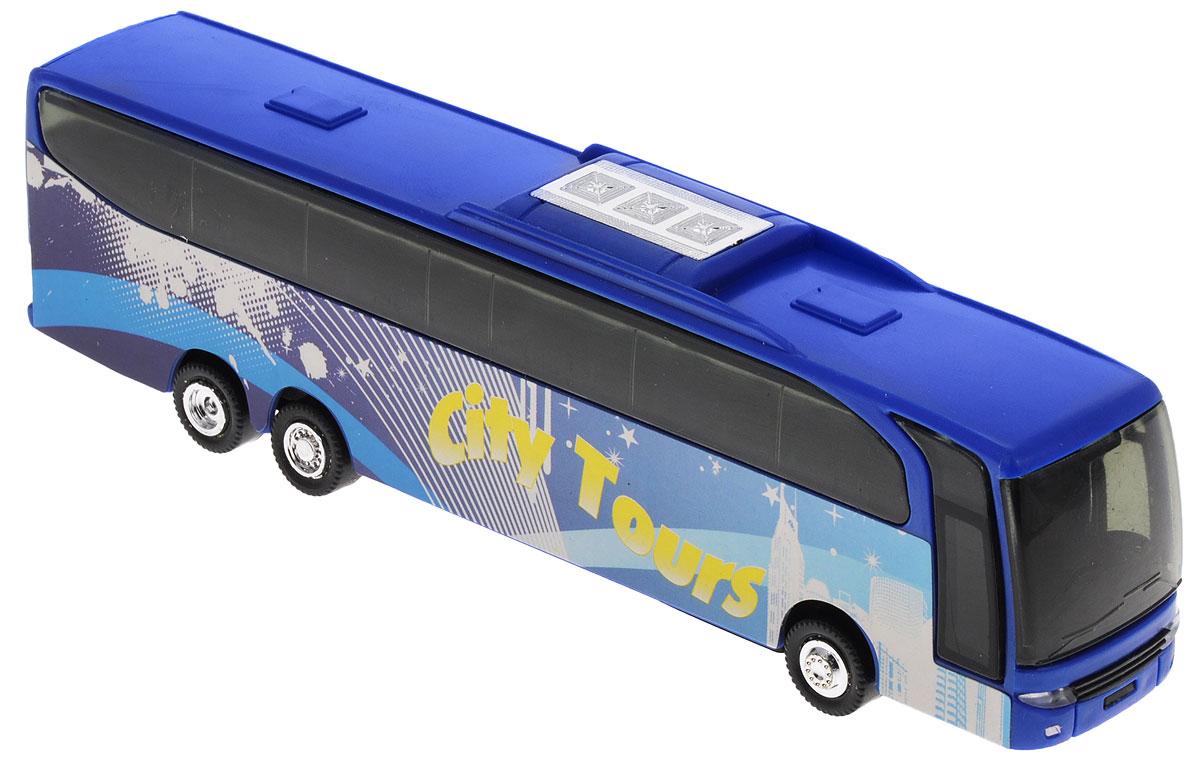 Shantou Туристический автобус спот ★ импортированные голубой автобус автобус автобус автомобиль тайо игрушка тянуть обратно автомобиль корея продукты